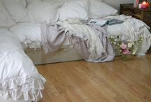 Interiors I Love / Anything white and restful! Shabby Chic is my favorite! / by Michelle Van Dyke