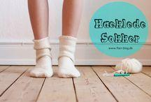 Sokker og sko