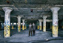 Detroit / Detroit Then And Now