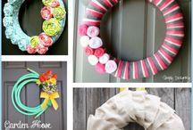 wreaths / by Megan Harris