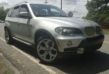 2009 BMW X5 xDrive48i SAV For Sale at The Auto Finders Dealership in Durham NC