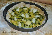 ricette fibromialgia: pane e lievitati, torte salate / gluten free