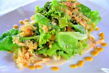 Dining at The Amala Seminyak / Explore the healthy meals option that The Amala can offered..