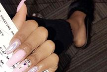 ÇŁÆWŠ / Ugh.. all these nails are so cute! These are some ideas for anyone who can't choose how they want they nails