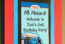 Choo Choo Party / Train party