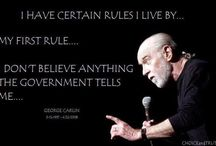 George Carlin / Wit and Wisdom / by ed of course