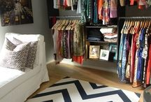 Dream Closet / Ideas in turning an extra room into a dream walk-in closet that would make Beyonce envious! / by Naomi G.