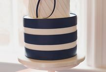 modern symple cake