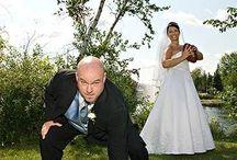 Amerikai foci - esküvő