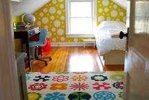 Maya's bedroom