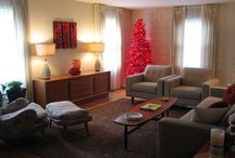 Lounge room decor