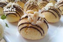 Kurabiye ve tatlılar