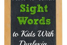 Dyslexia Learning tools