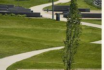 contemporary parks