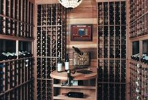 Wine storage / Ideas for how to store all that wine! / by Gold Medal Wine Club
