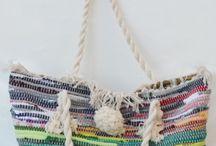 handmade with love in wearmebaby's bureau! / Handmade accessories from greece!