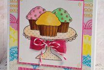 TPD Happy Birthday Cupcake