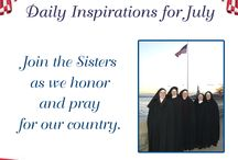 God Bless America / Join the Sisters as We Honor and Pray for Our Country
