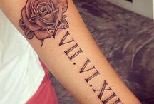 tatuaggi con nome