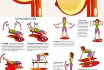 Физкультурные упражнения