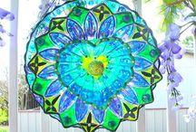 Glass Suncatchers