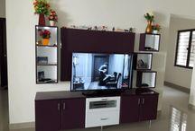 TV Unit Box