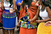 Zulu Traditional Wear