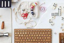 Office / by Kayla Cavalier