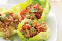 Healthy Main Meals And Appetizers