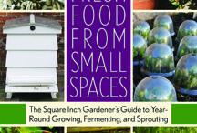 No space? No problem. / Gardening inspiration for the urban dweller