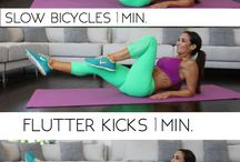 Belly workouts