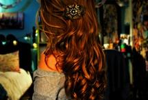Oh my hair / by Rachel Kreisberg