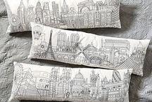 Роспись текстиля