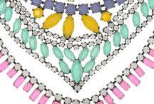 ~ statement necklaces ~
