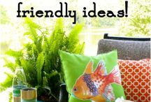 Outdoor stuff for porch / by Susan Jackson