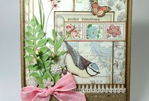 Cards and crafts - Graphic45