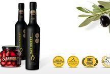 Favourite Olive Oils