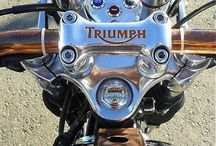Triumph Motorcycles / by Max L.