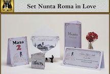 Set nunta Roma