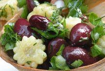 Hülya Salata ve mezeler