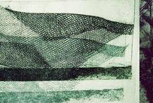 Arte mío  / Xilografía, linoleografia, pintura, Génova, Santiago.