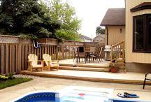 Decks & Landscape Carpentry
