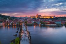 Our location: Prague / We would like to share the beauties of Prague with our guests.