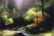 Art: Landscapes & Scenery