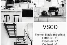 VSCO Recipes