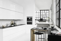 ++ HOME + KITCHEN ++ / A nice kitchen is essential... some inspiration for a kitchen makeover... / by Cherie Edwards