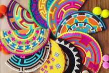 Wayuu / Fell in love with Wayuu tribe! Their diverse, rich, and colorful culture and weaving tradition.