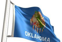 US - OKLAHOMA - OK - Places I Have Visited .... / by Robert Ray