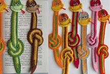 marcadores de livros / by Vânia Dias