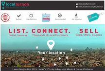 Why Localturnon for Music and Dance ? / LOCALTURNON platform enables Music & Dance Centres or Coaching classes, Tutors, Music/ Dance Teachers, Artists, Singers, Dancers, Music Bands, Dance Troupes, Event Organizers to :  LIST - their services, their details, their offerings,rates  CONNECT - with lacs of local audiences for bookings, appointments, alerts, interaction  SELL - offers, deals, coupons, promotions, adverts , leads , campaigns   All on India's #1 MUSIC AND DANCE connect platform - LOCALTURNON !!   LAUNCHING DECEMBER 2015 !!